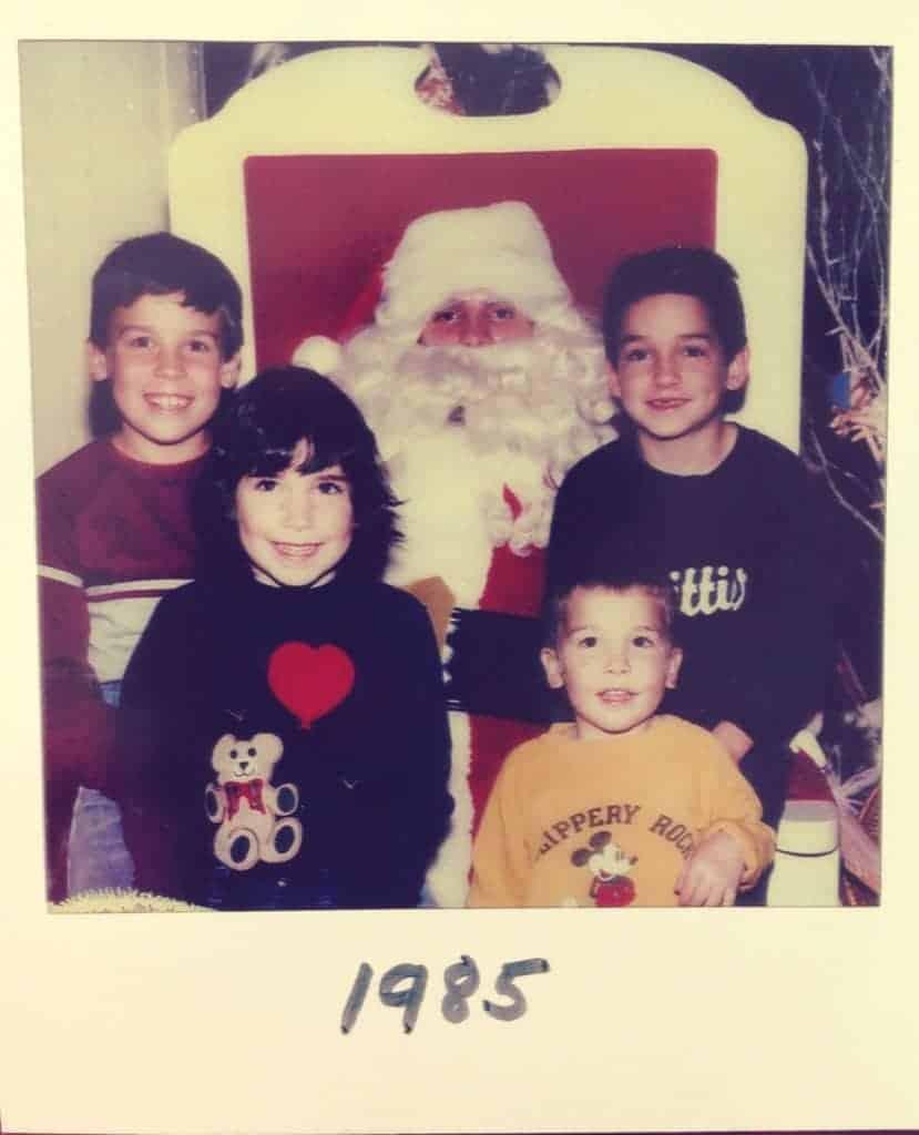 Santa 1985
