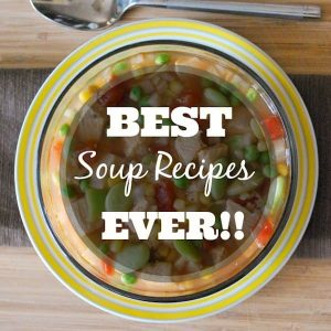 The Greatest Soup Recipes Ever