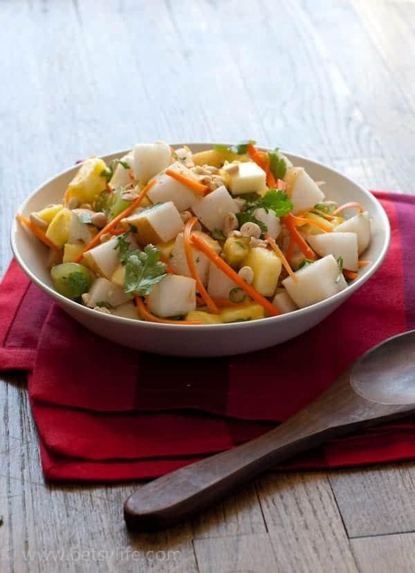 Spicy Thai Fruit Salad