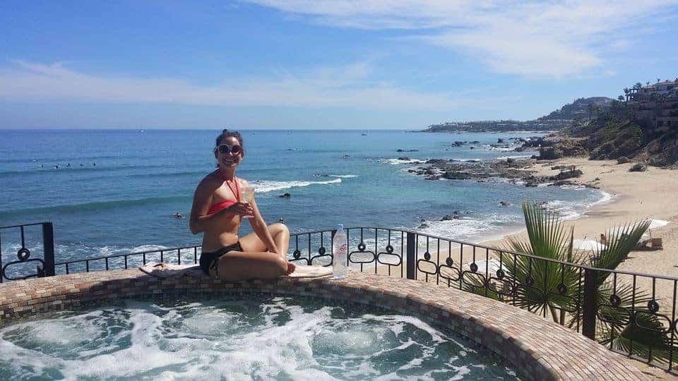 Cabo San Lucas Mexico. Cabo Surf Hotel