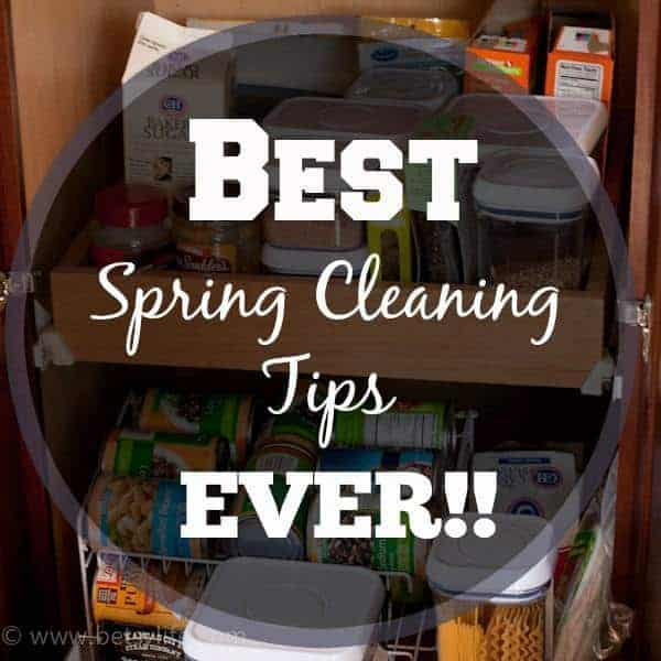 Best Cleaning Tips Ever!!