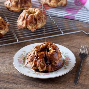 Mini French Toast Bundt Cake