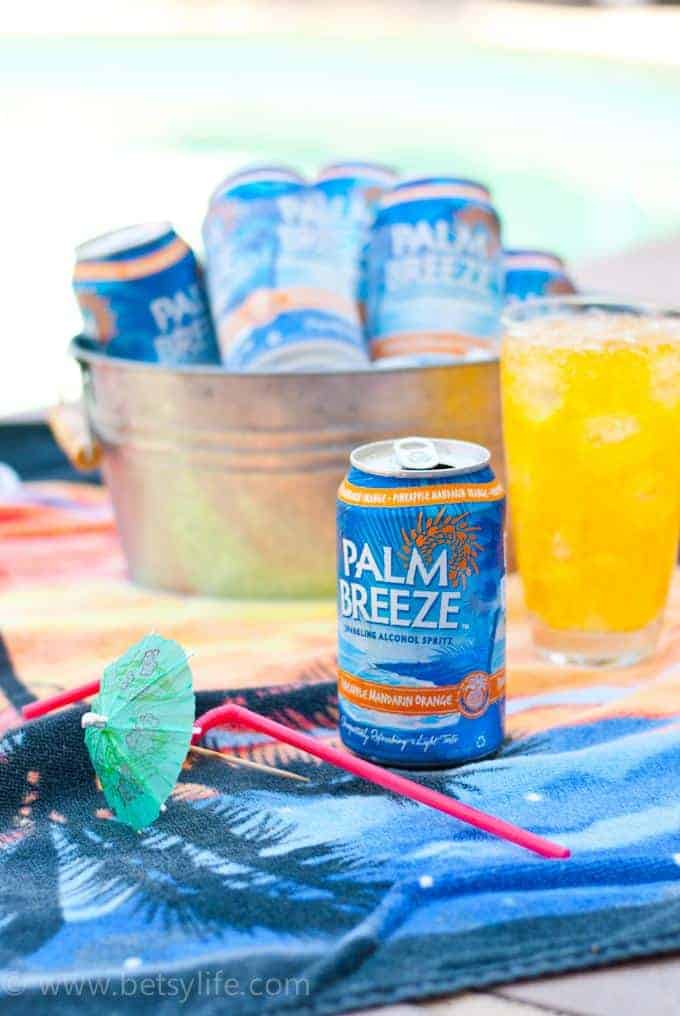 Dreaming of #VacayEveryDay with @drinkpalmbreeze #drinkresponsibly #ad