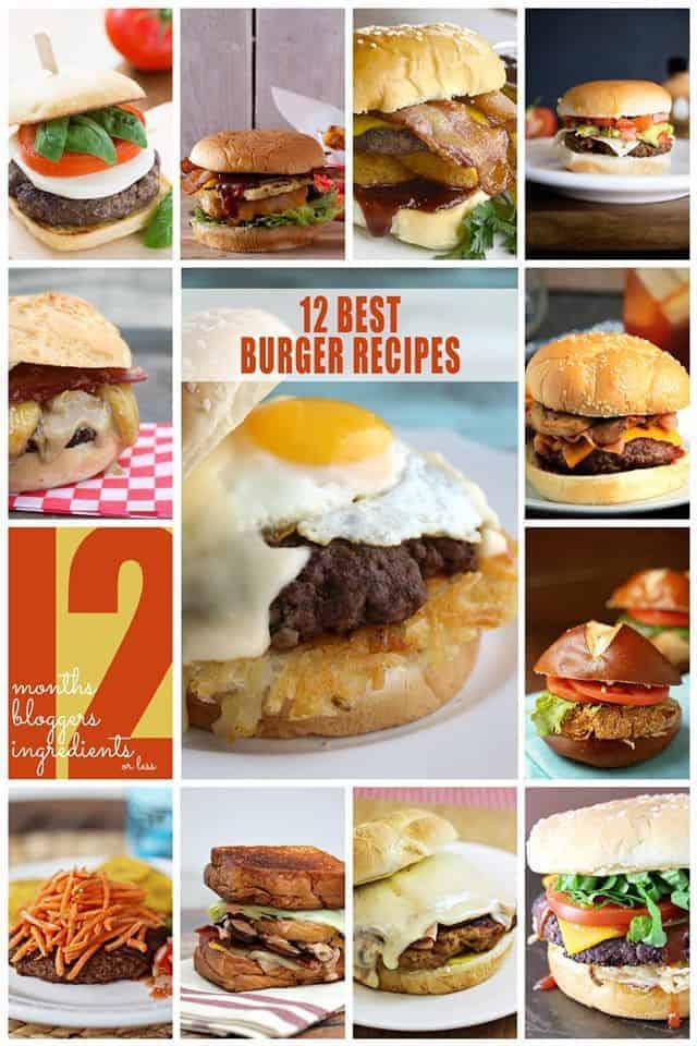 Hawaiian BBQ Bacon Burgers Recipe