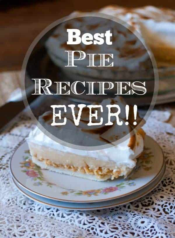 Best pie recipes ever betsylife greatest pie recipes ever forumfinder Images