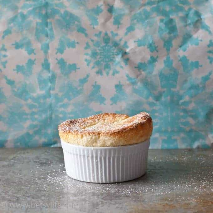 Coconut Souffle Recipe