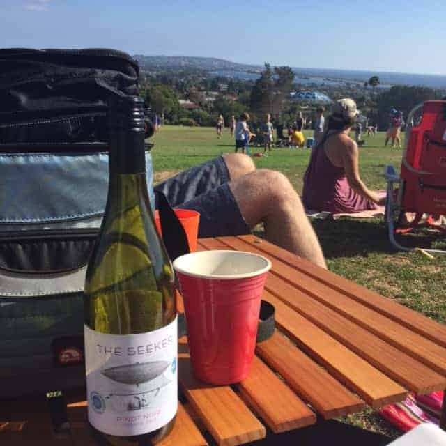 Picnic Wines: The Seeker Pinot Noir