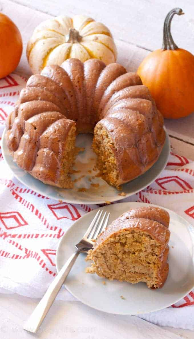 Fresh Fig Bundt Cake Recipe