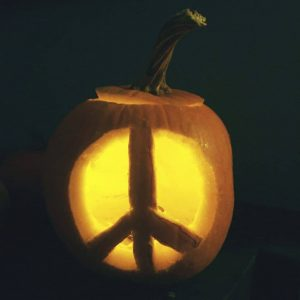Peace Pumpkin