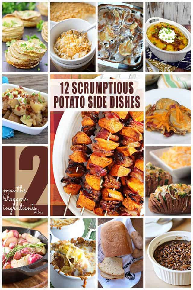 12 awesome potato side dishes