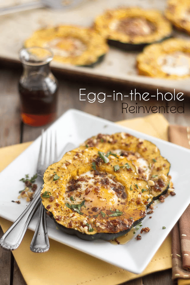 Paleo Egg in a Hole and The Greatest Quick and Healthy Meals Ever!