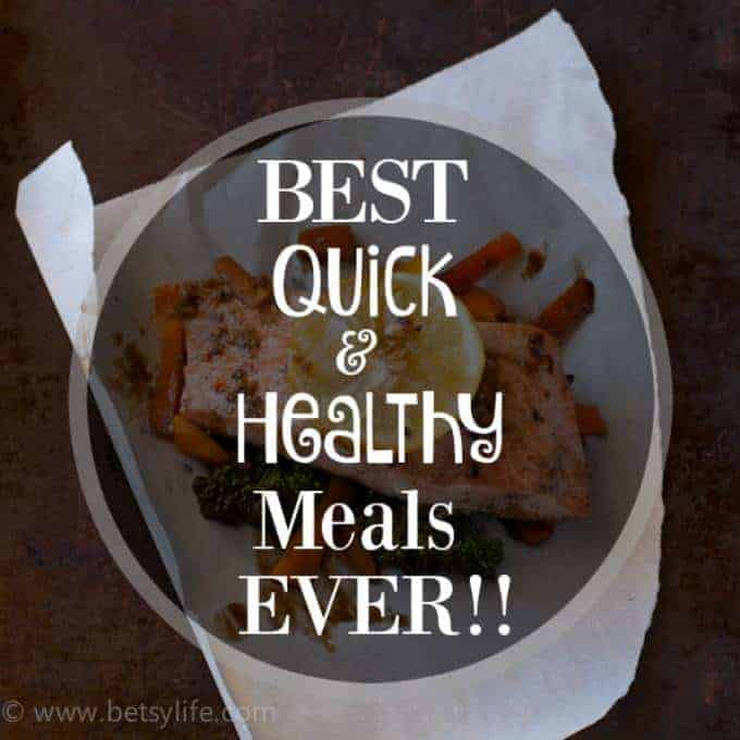 Greatest Quick and Healthy Meal Recipes Ever!