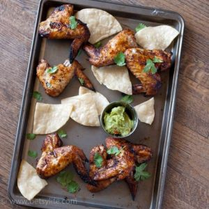 Taco Chicken Wings