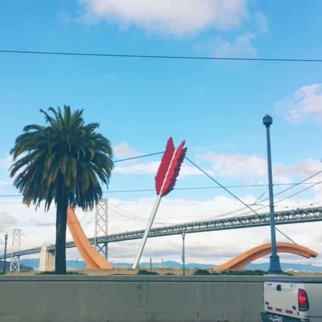 Public Art. San Francisco