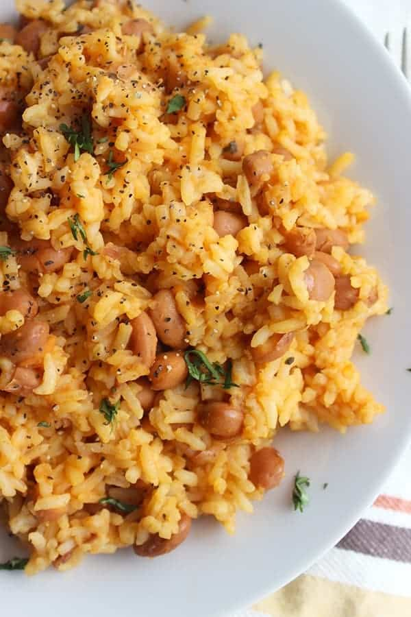 Mexican Tomato Rice And Beans Recipes — Dishmaps