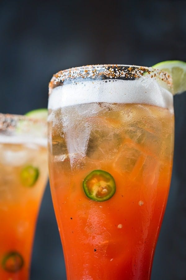 Spicy Micheladas