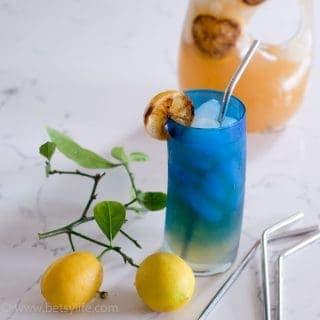 Grilled Lemonade is the best fresh lemonade recipe ever