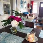 Home tour. Oakland, California. How to mix new and vintage details, with personalized touches.