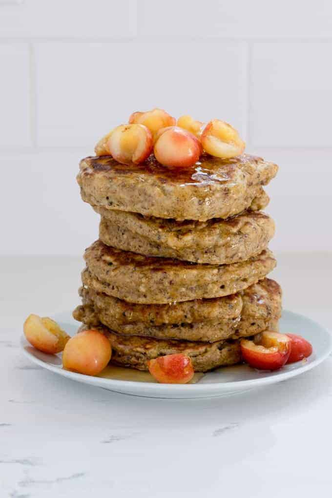 healthy-peanut-butter-quinoa-pancakes-recipe-2