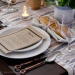 Rustic Dinner Party Details