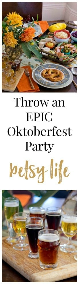 Throw an Epic Oktoberfest Party
