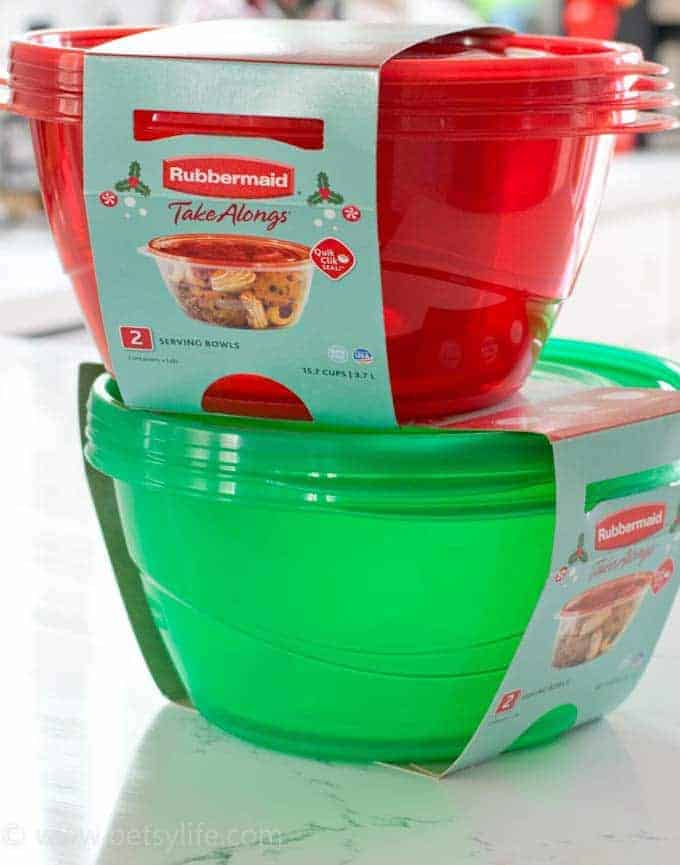 Personalized Leftovers To-Go Containers