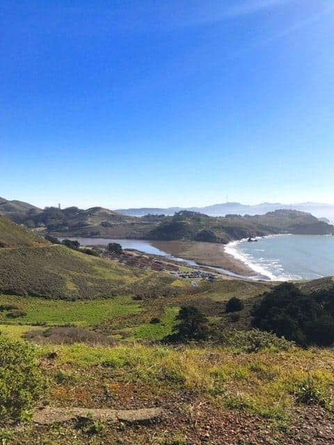 Marin Headlands. Northern California