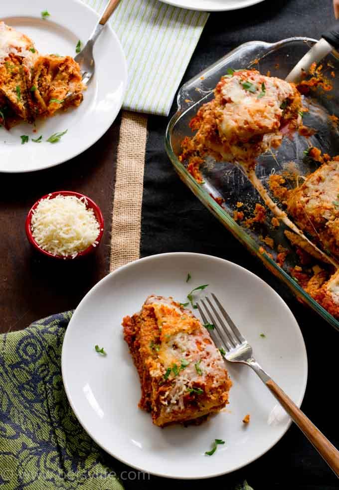 Mozzarella Potato Stacks