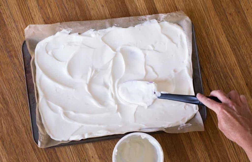 Make Ahead Frozen Yogurt Bark