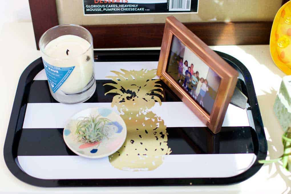 Pineapple Desk Accessories