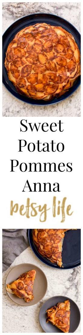 Sweet Potato Pommes Anna