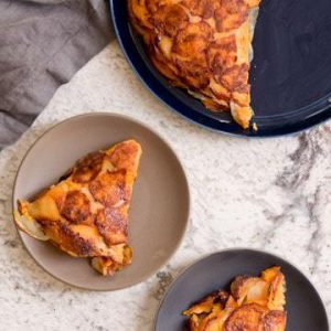 Sweet Potato Pommes Anna