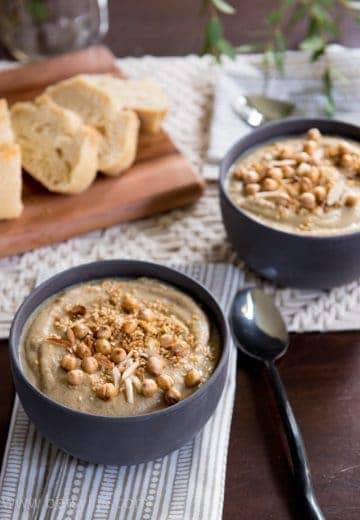Cauliflower Lentil Soup