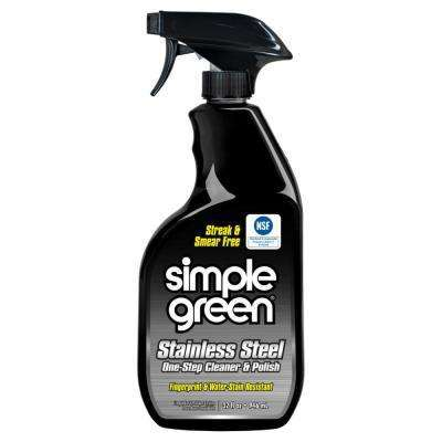 Simple Green Stainless Steel Cleaner