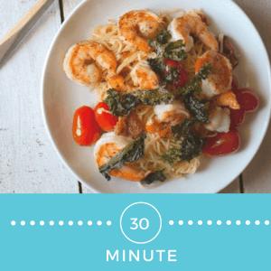 30 Minute Date Night Meals