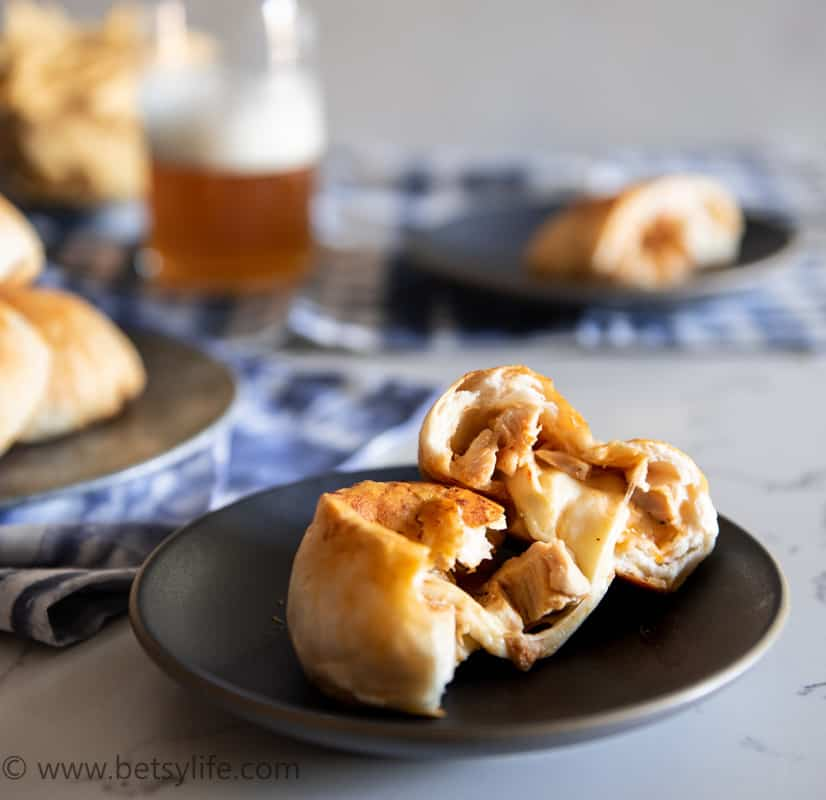 Buffalo Chicken Biscuit Bombs Betsylife